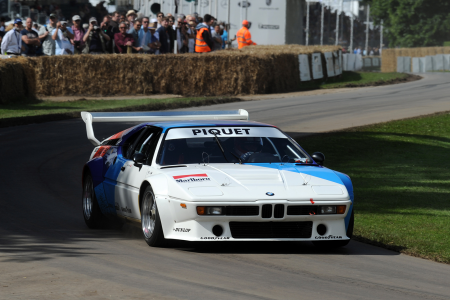 M1 Procars to light up Goodwood Members' Meeting