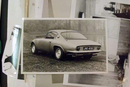 Lotus genius Ron Hickman's fascinating archive heading to Beaulieu