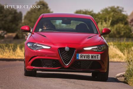 An Alfa Romeo Giulietta Sprint Like No Other Classic Sports Car