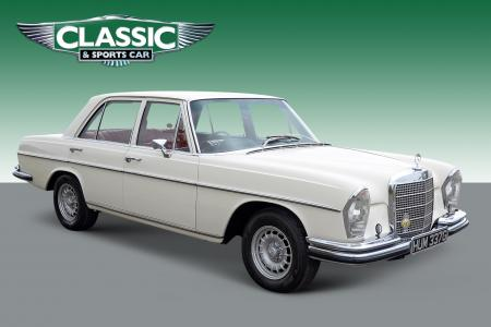 Classic & Sports Car – Classifieds tested: Mercedes-Benz 280S