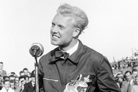 Classic & Sports Car – Mike Hawthorn to be honoured at Race Retro