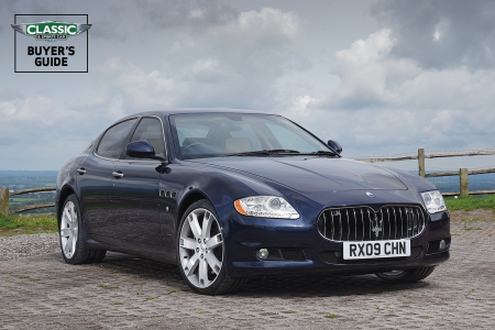 Classic & Sports Car – Buyer's guide: Maserati Quattroporte V 2004-2012