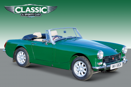 Classic & Sports Car – Classifieds tested: MG Midget Mk3 for £19,450