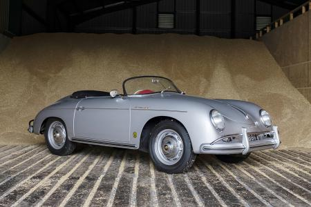 Classic & Sports Car – Porsche 356A to dazzle at Race Retro auction