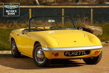 Classic & Sports Car – Buyer's guide: Lotus Elan (1963-'74)