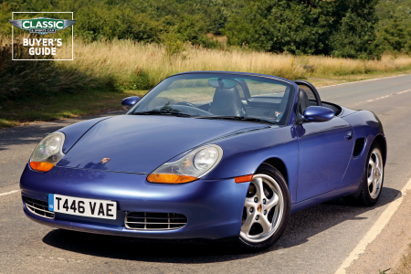 Classic & Sports Car – Buyer's guide: Porsche Boxster 986