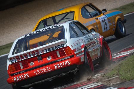 New races and old favourites set for Donington Historic