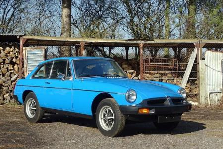 Classic & Sports Car – Fancy a delivery-mileage MGB? Yes, really