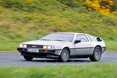 DeLorean DMC-12 heads back to the cinema in new biopic