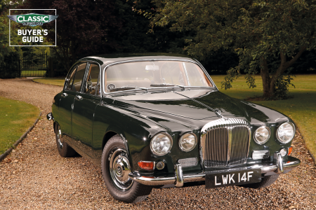 Clic Sports Car Er S Guide Jaguar 420 And Daimler Sovereign
