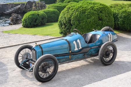 8a0b0dde11a Classic   Sports Car – First-ever Italian Grand Prix winner is coming to  London