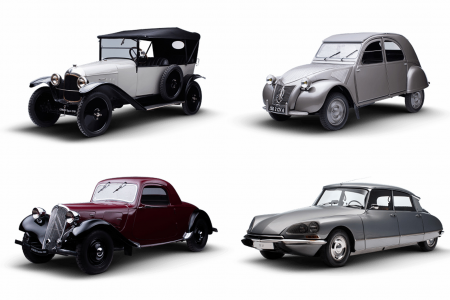 Classic & Sports Car – Celebrate Citroën's 100th in Coventry
