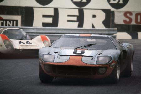 Classic & Sports Car – Ickx and Oliver to drive their Le Mans-winning GT40 at FoS