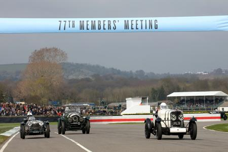 Classic & Sports Car – Who won what at the 77th Goodwood Members' Meeting