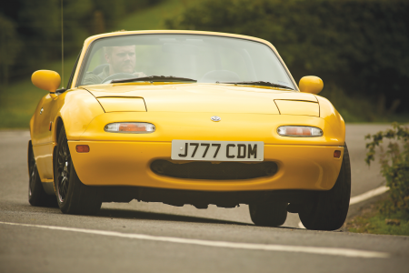 Classic & Sports Car – Help break two Mazda world records – this Sunday!