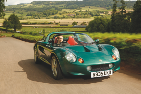 Classic & Sports Car – How the Elise saved Lotus and became a legend