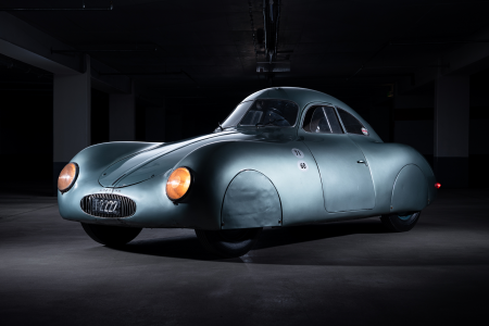 Classic & Sports Car – Oldest surviving Porsche Type 64 heading to auction at Monterey