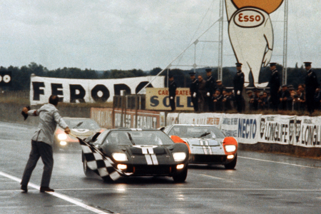 Classic & Sports Car – Ford's bringing four fab retro liveries to Le Mans