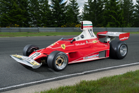 Classic & Sports Car – Want to buy Niki Lauda's title-winning Ferrari? It'll cost you £4.7m…