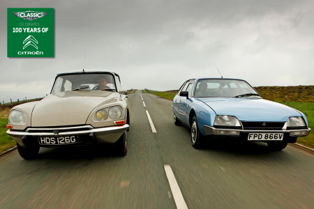 Classic & Sports Car – It's Citroën month on Classic & Sports Car!