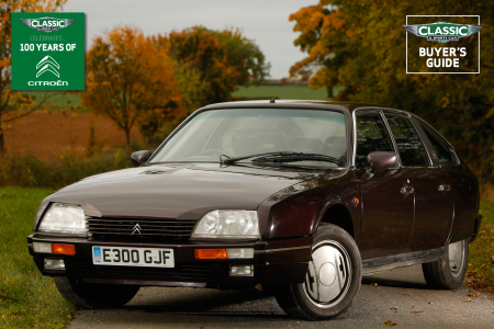 Classic & Sports Car – Buyer's guide: Citroën CX