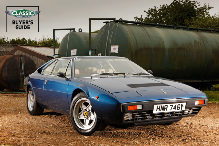 Classic & Sports Car – Buyer's guide: Ferrari 308GT4
