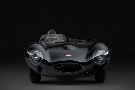 Classic & Sports Car – See the first D-type in London this summer!