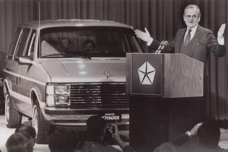 Classic & Sports Car – RIP Lee Iacocca 1924-2019
