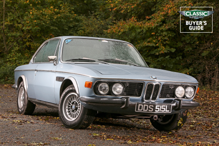 Classic & Sports Car – Buyer's guide: BMW E9 coupés