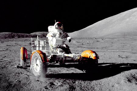 Classic & Sports Car – Lunar rover: the story of the most expensive car ever
