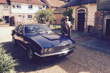 Classic & Sports Car – Aha! Steve Coogan's Aston DBS V8 up for grabs