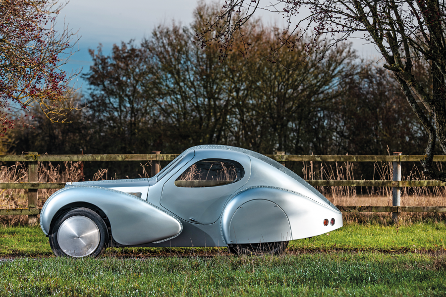 Classic & Sports Car – Bugatti Type 68: the missing link