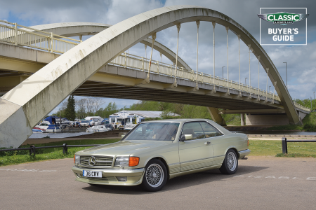 Classic & Sports Car – Buyer's guide: Mercedes-Benz SEC (C126)