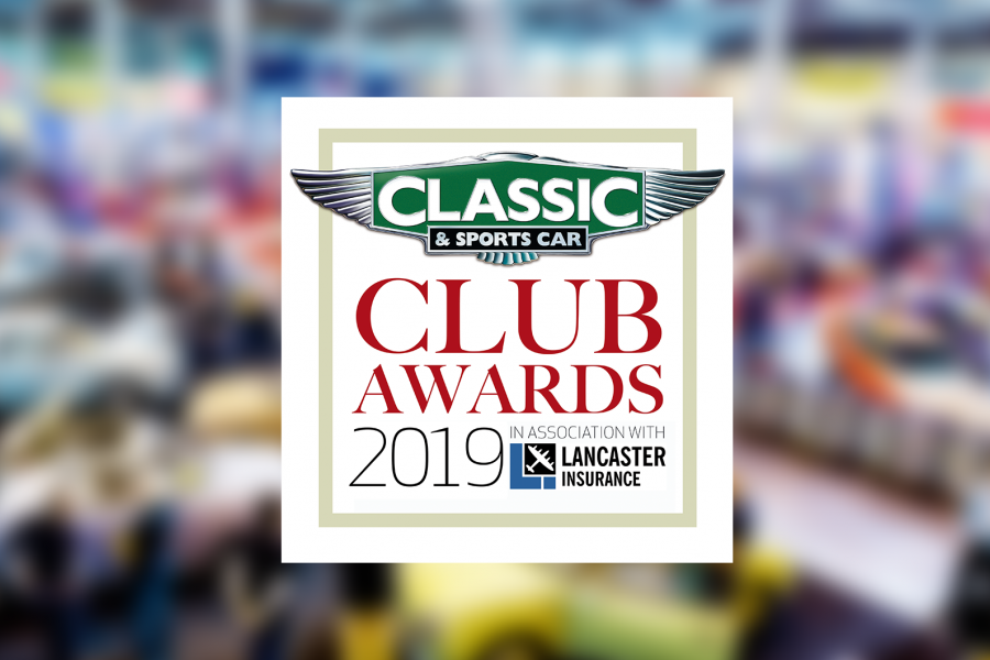 Classic & Sports Car – Make your nominations for the Classic & Sports Car Club Awards!