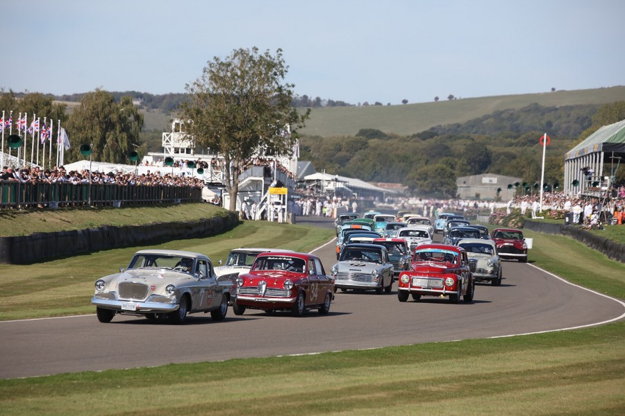 Classic & Sports Car – Goodwood Revival day two: Lotus takes dramatic last-race win