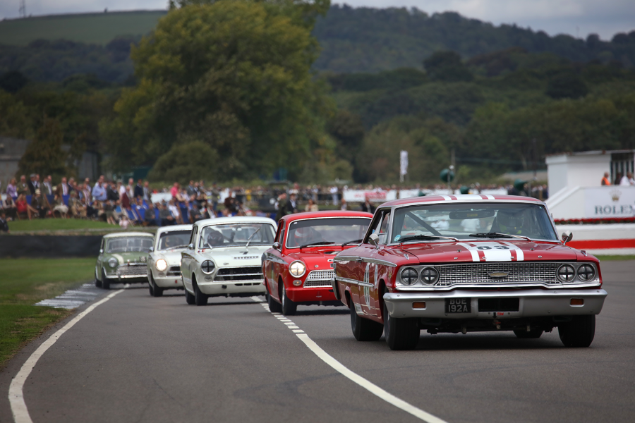 Classic & Sports Car – How to watch the Goodwood Revival 2019 live (without being there)