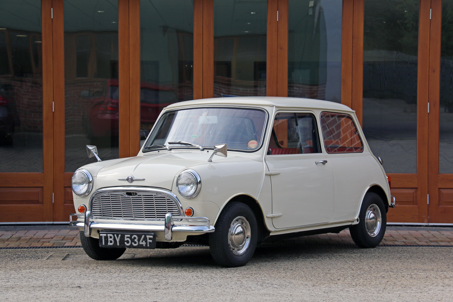 Classic & Sports Car – Is there a lower-mile Mini than this?