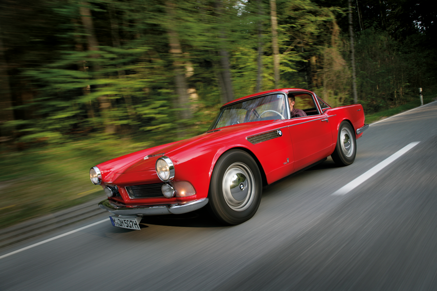 Classic & Sports Car – Out for the Count: Michelotti's BMW 507