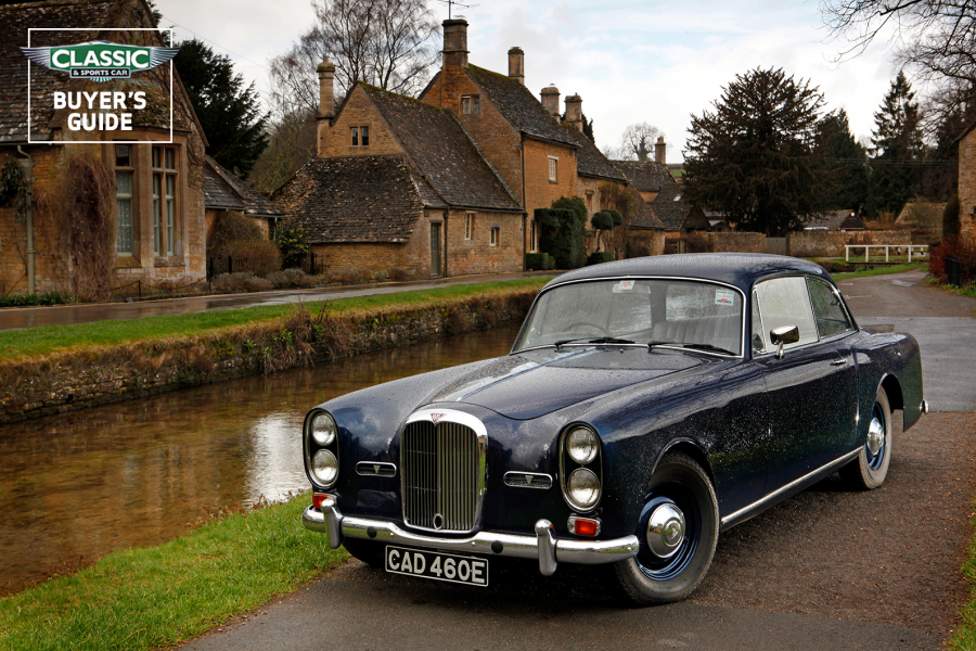 Classic & Sports Car – Buyer's guide: Alvis TD-TF