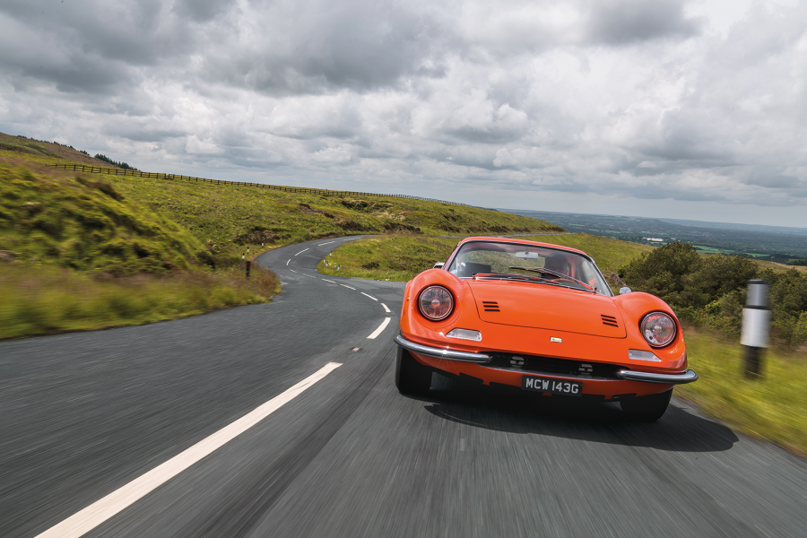 Classic & Sports Car – Dino 206GT: the forgotten baby Ferrari