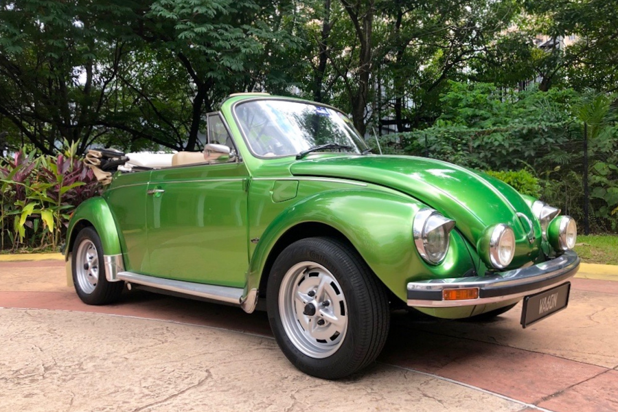 Classic & Sports Car – Who's next for this ex-Roger Daltrey classic Beetle?