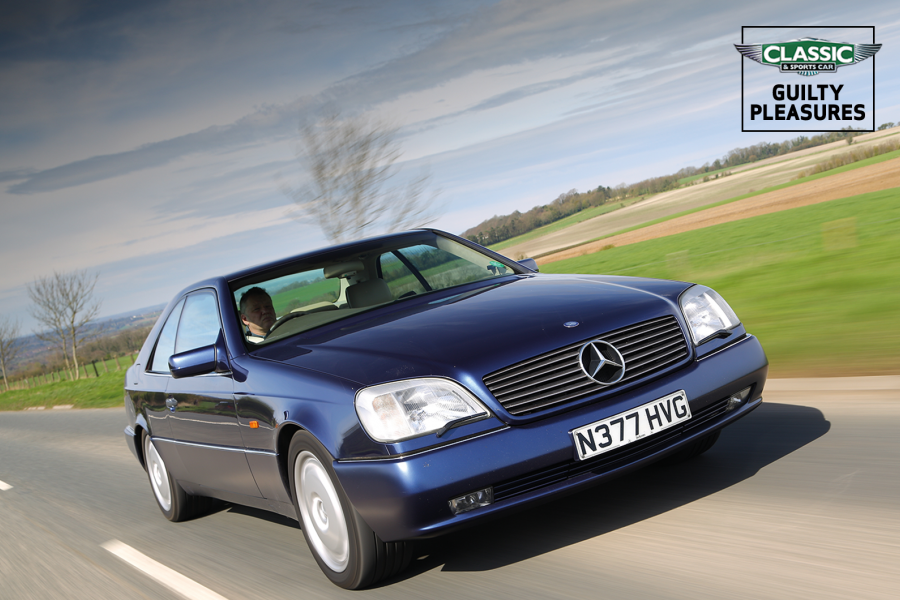 Classic & Sports Car – Guilty pleasures: Mercedes-Benz W140 coupés