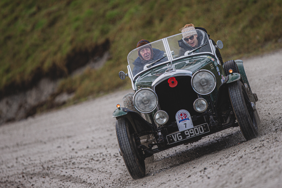 Classic & Sports Car – Six seize gold on silver-jubilee Le Jog