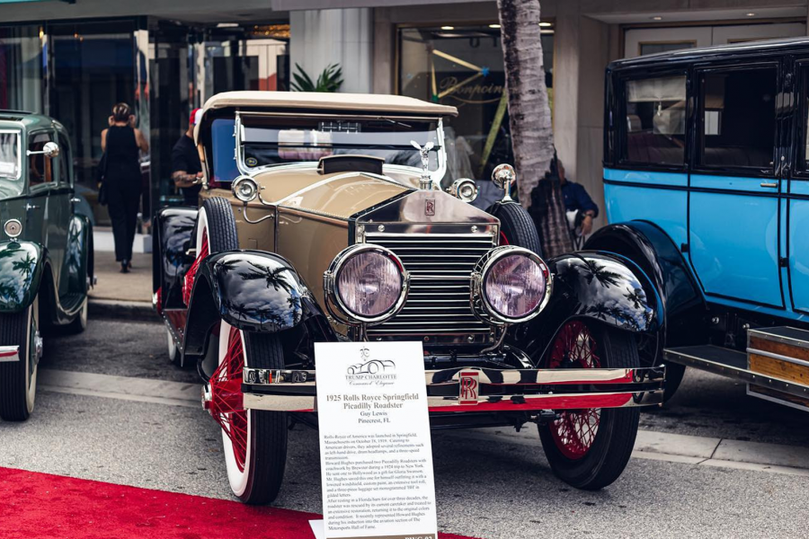 Classic & Sports Car – Rolls-Royce tops inaugural Palm Beach Concours