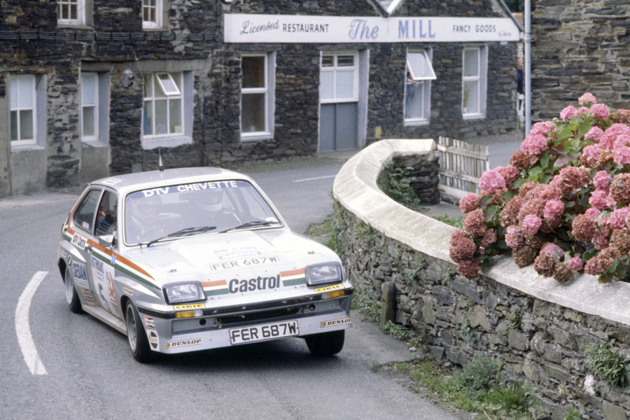 Classic & Sports Car – Rallying to make Members' Meeting debut