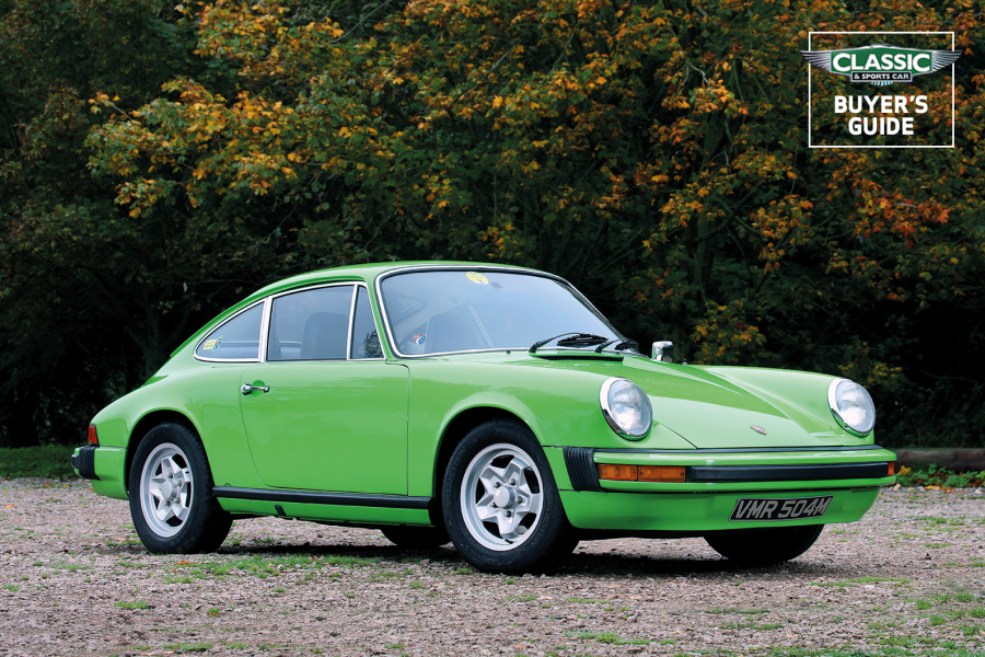 Classic & Sports Car – Buyer's guide: Porsche 911 (1974-'89)