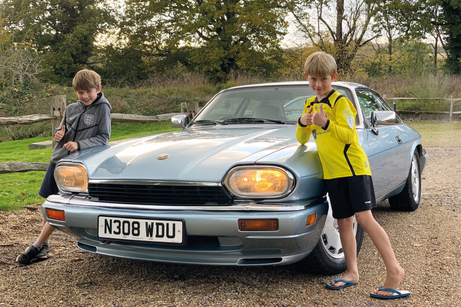 Classic & Sports Car – Your classic: Jaguar XJS 4.0 Celebration