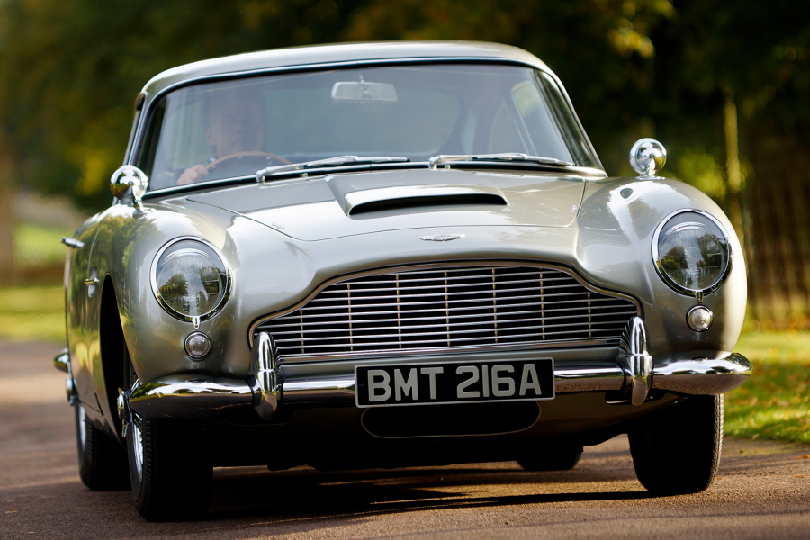Classic & Sports Car – London Concours reveals Aston Martin celebration