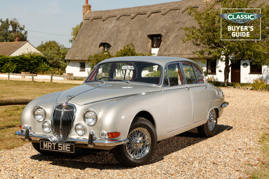 Classic & Sports Car – Buyer's guide: Jaguar S-type
