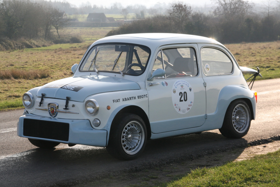 Classic & Sports Car – Kick-start your 2020 season with this hot classic Abarth